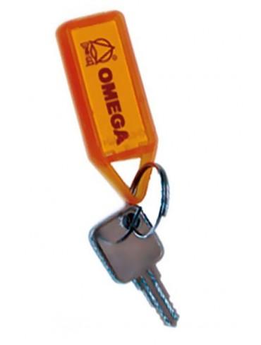 Omega Key Tag 1766