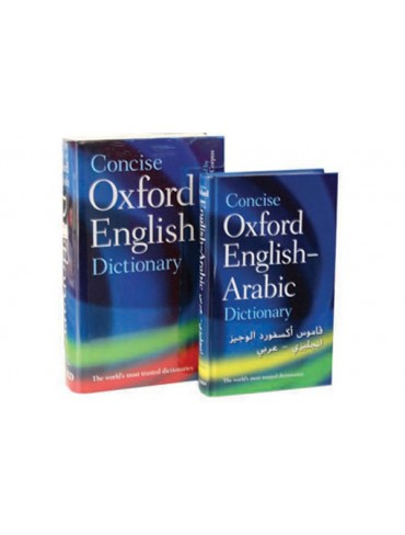 Oxford Dictionary + Map