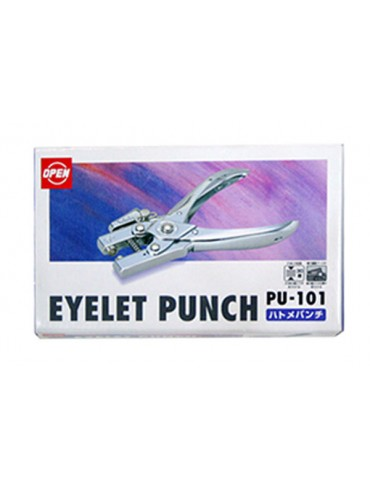 Open Eyelet Paper Punch PU-101