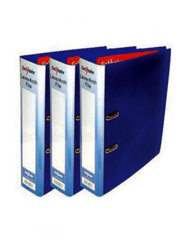 Snopake Box File Plastick 14016 A4