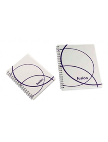 Grandluxe Spiral Pad A5 80 Leaves FUSA580 70gsm