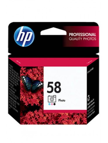 HP Ink Cartridge C6658A