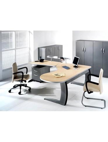 JG Aqua Team Leader Desk 101