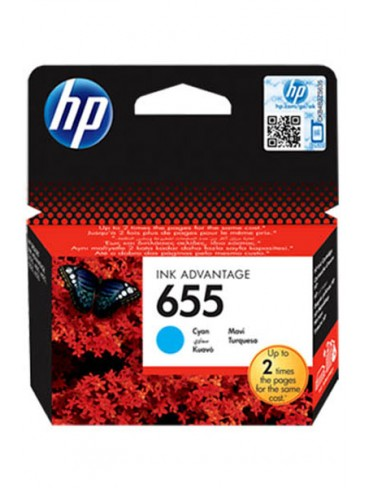 HP Ink Cartridge CZ110AE Cyan