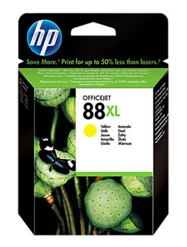 HP Ink Cartridge C9393AE Yellow