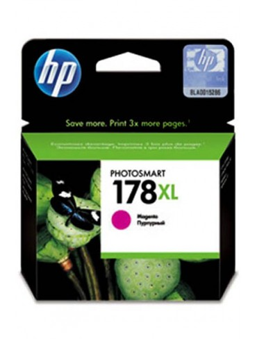 HP Ink Cartridge CB324HE Magenta