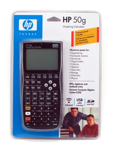 HP Graphing Calculator HP 50G