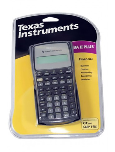 Texas Instruments Calculator BA 11 Plus