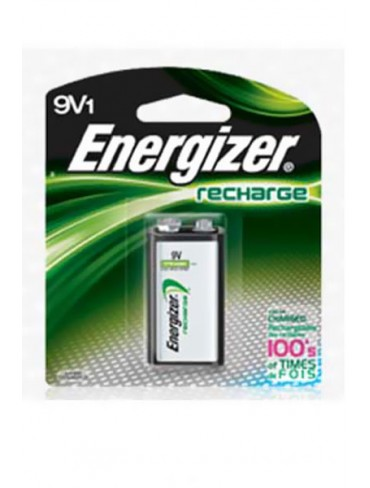Energizer Recharge 9v Battery NH22BP2