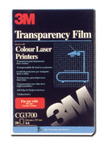 3M Transparency Film CG3700
