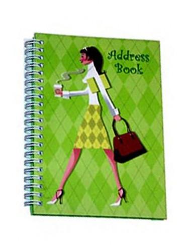 Grandluxe Address Book FG 72L