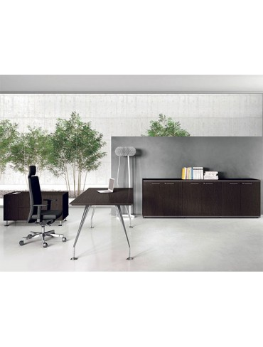 Las Mobili Enosi Evo Executive Desk 13