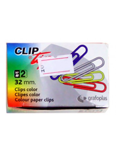 Grafoplas Paper Clip 00413299 32mm
