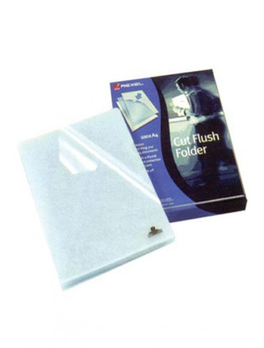 Rexel Plastic Folder A4