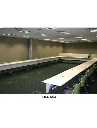 TRA 653 Seminar Table