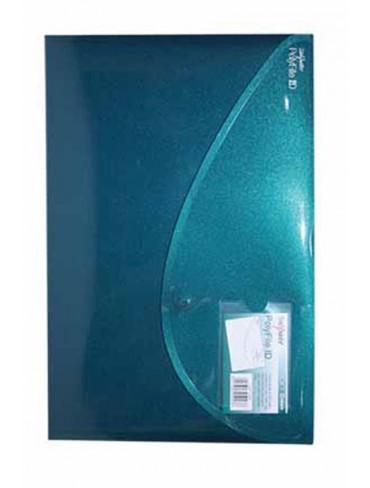 Snopake Plastic Wallet File 13599