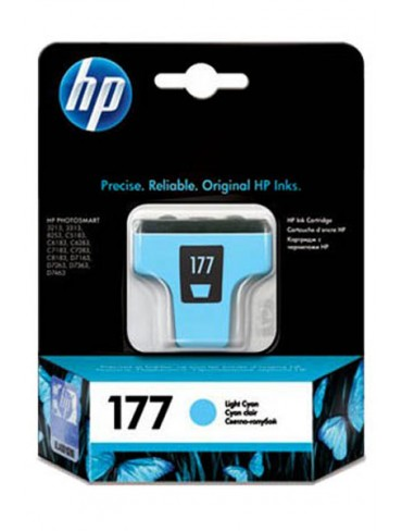 HP Ink Cartridge C8774HE Cyan