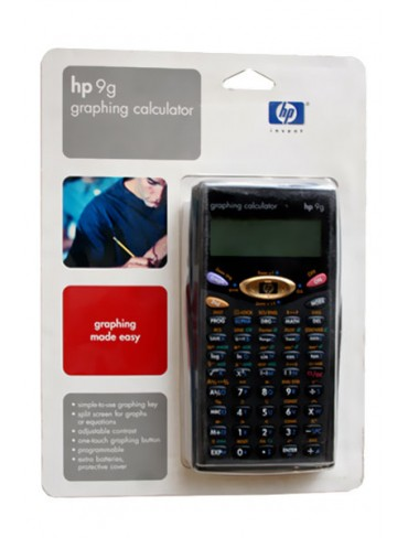 HP Graphing Calculator HP 9G