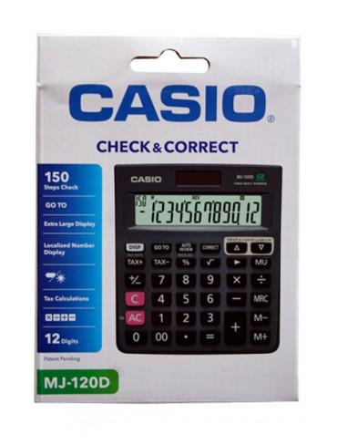 Casio Desktop Calculator MJ-120D