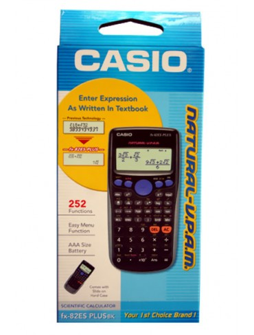 Casio Scientific Calculator FX-82ES