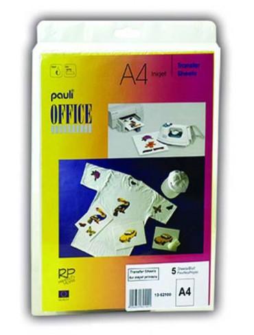 Pauli T-Shirt Transfer Label 62100