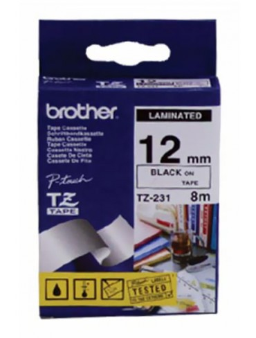 Brother Tape Laminated TZ-231 12mm
