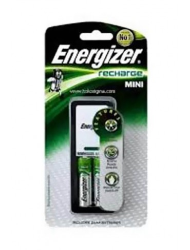 Energizer 2AA Recharge Mini CH2PC2