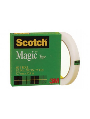 3M Scotch Magic Tape 075x72