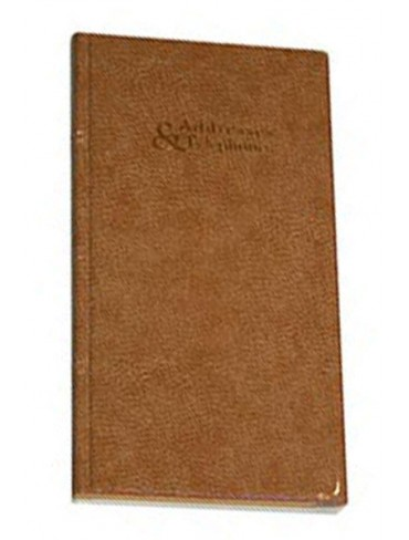Loc Address Book 1763