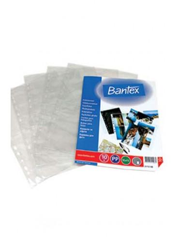 Bantex Plastic Pockets 2112