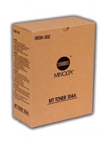 Minolta Fax Toner Cartridge EP104 A