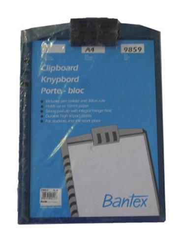 Bantex Clip Board 9859 BL