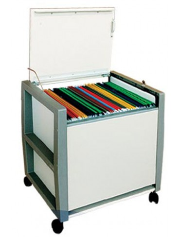 Helix Filing Trolley 78090