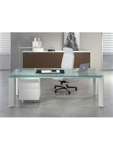 Las Mobili Fill Evo Executive Desk 106