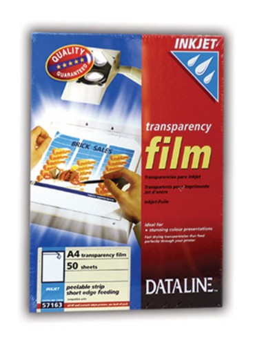 Dataline Transparency Film 57163