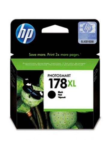 HP Ink Cartridge CB321HE Black