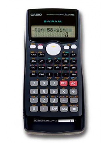 Casio Scientific Calculator FX-100MS
