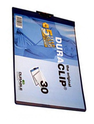 Durable Clip File FL22460BL