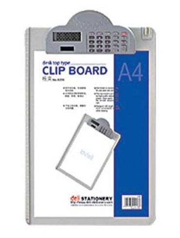 Deli Clip Board A4 9259