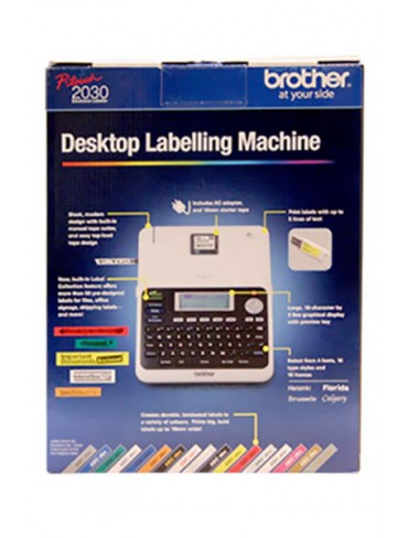Brother Desktop Labelling Machine LMT2030