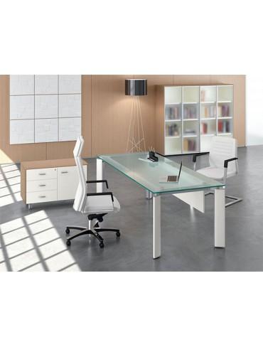 Las Mobili Fill Evo Executive Desk 107