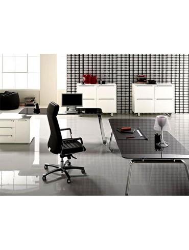 Las Mobili Seventies Executive Desk 035