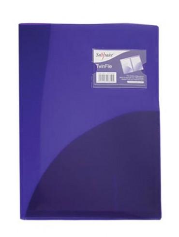 Snopake Plastic Wallet File  14031 AS