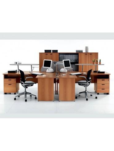 Wooden Workstation 5