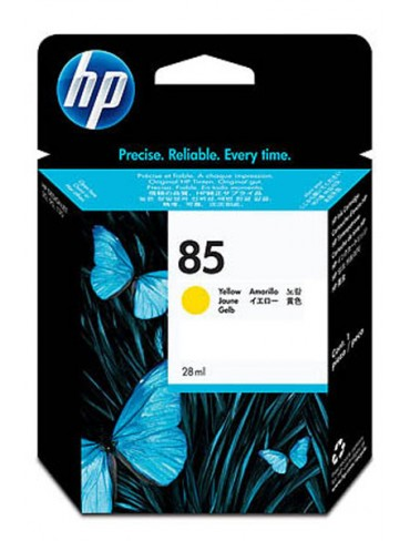 HP Ink Cartridge C9427A Yellow
