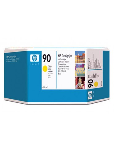 HP Ink Cartridge C5065A Yellow