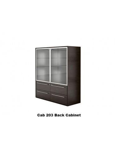 Back Cabinet 203