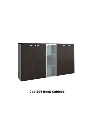 Back Cabinet 204