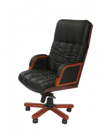 Kannes High Executive Chair