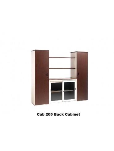 Back Cabinet 205